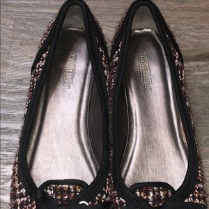 Seychelles Shoes - Seychelles Tweed Bow Flats 8